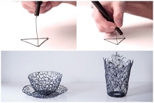 Długopis 3D i jego pomysłowe zastosowanie