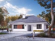 Projekt domu Mak 2