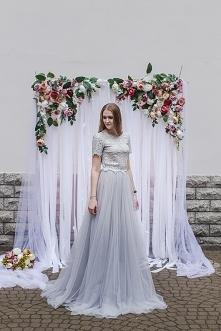 Suknia Ślubna Silver