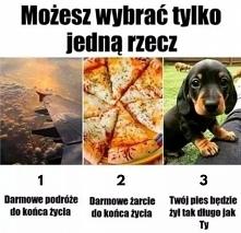 Jaki jest wasz wybór??