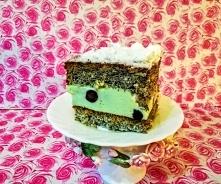 Ciasto Pod bezową chmurką ....
