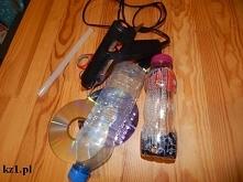 Co zrobić z butelki plastik...