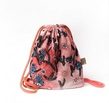 Plecak Polskie Kwiaty