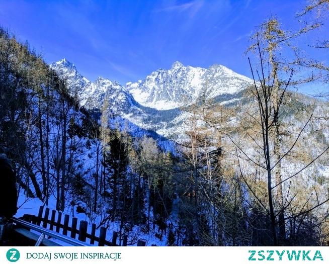 Wysokie Tatry - Słowacja