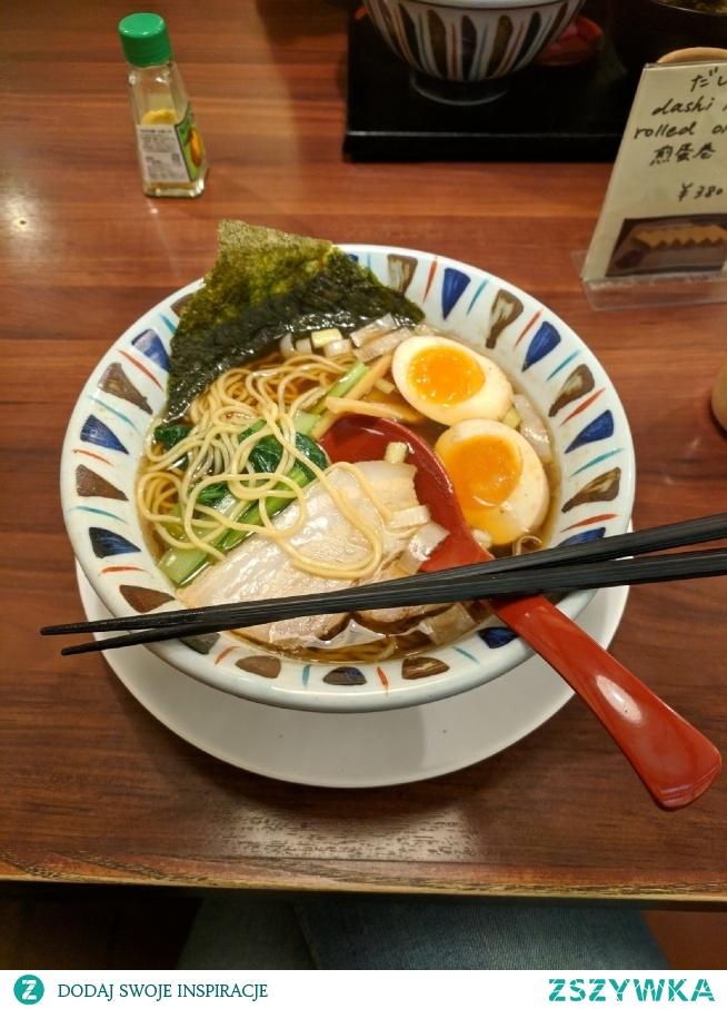 Najlepszy Ramen tylko w Japonii