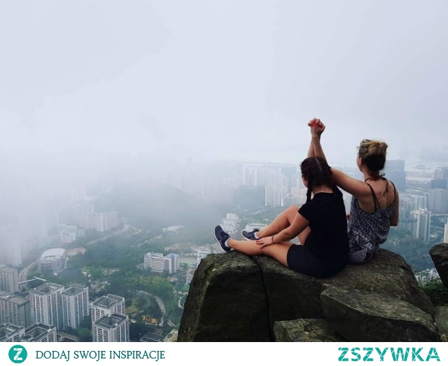 Suicide Cliff - Hong Kong