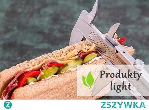 Produkty light - czy są zdrowe?