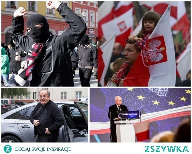 Walnął Polskę  fanatyzm od razu z grubej rury, bo objawił nam się w trzech odsłonach i mamy więc z marszu fanatyków Polskiej Instytucji Kościelnej, fanatyków partii rządzącej i fanatyków nacjonalizmu z pięknie wyeksponowanymi elementami neofaszyzmu i neonazizmu. Trzeba przyznać, że trzy gatunki fanatyków jak na jedno państwo, takie jak Polska, to zdecydowanie za dużo.
