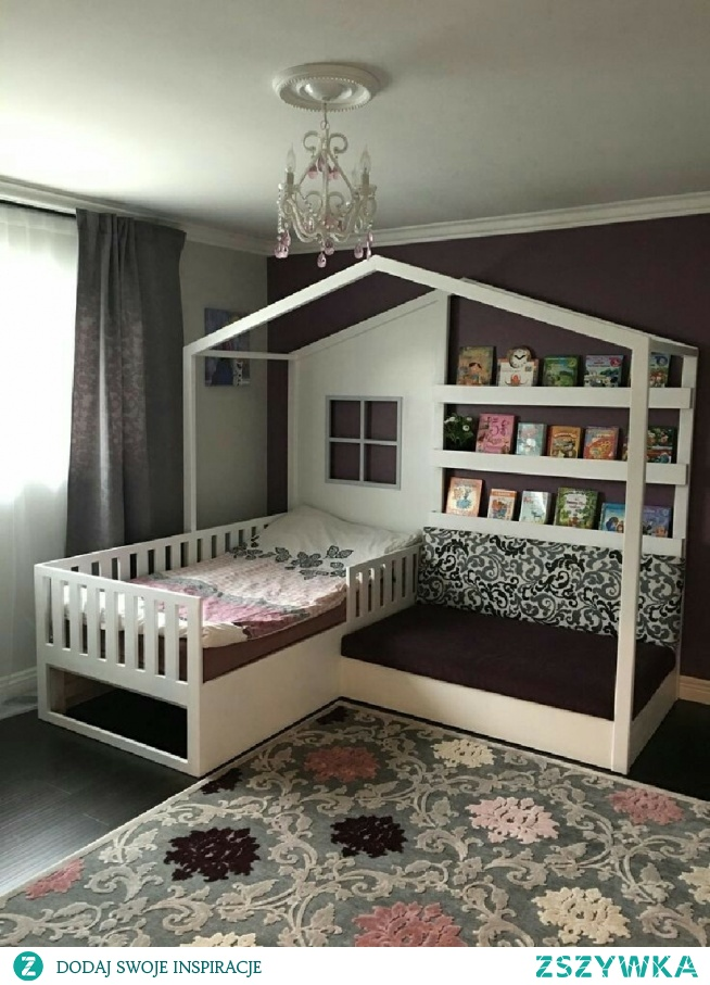 Świetne łóżko do pokoju dziecka