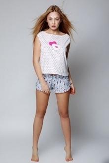 Sensis Pink Smile piżama da...