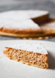Ciasto migdałowe (Tarta de ...