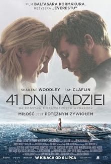 41 dni nadziei (2018)  dramat  Tami młoda podróżniczka pewnego dnia spotyka w...
