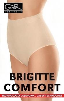 Figi damskie wysokie Brigit...