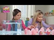Safiras Neon Princess w musujących jajkach od Simba! zabawkitotu.pl