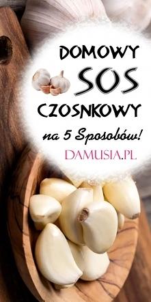 Domowy Sos Czosnkowy na 5 S...