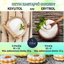 Czym zastąpić cukier? Jaki słodzik jest najzdrowszy dla nas erytrol czy ksyli...