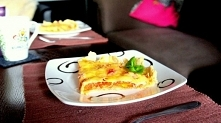 Włoska tarta z mozzarellą i...