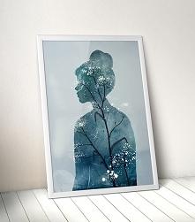 Flora | 40x50 cm