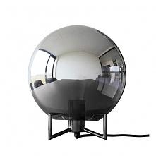 Lampa stołowa Globe czarna ...