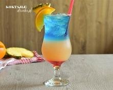 Tropical Bay  Bazą drinka j...