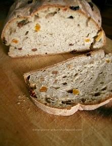 Pszenno żytni chleb na zakw...