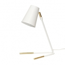 Lampa stołowa Dalia X biała...