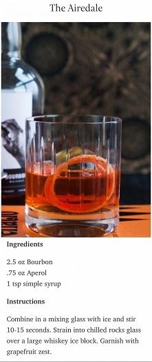 burbon+aperol