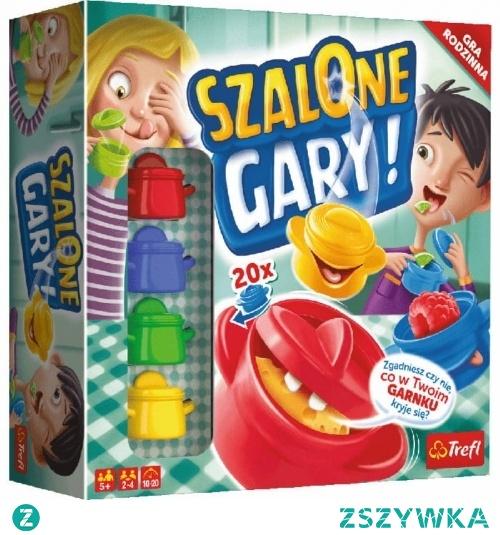 Szalone Gary - zabawna gra dla całej rodziny w zabawkitotu pl