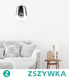 LAMPA WISZĄCA VIDRO PENDANT OYD-10063C-SP1 - ZUMA LINE