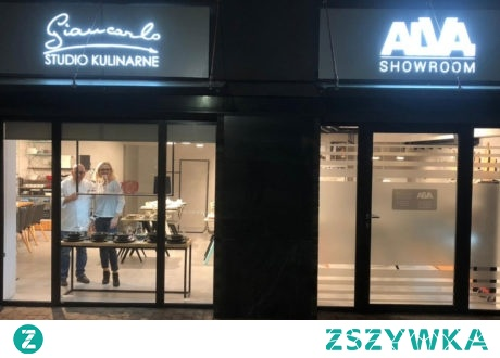 Studio kulinarne Giancarlo - Alva ShowRoom