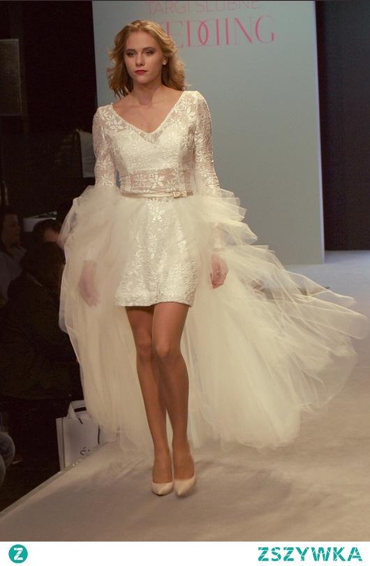 Suknia dwuczęściowa Florence Likwidacja kolekcji