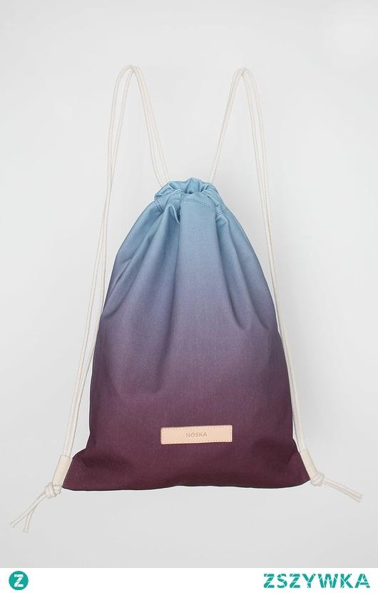Moor - bawełniany plecak/worek