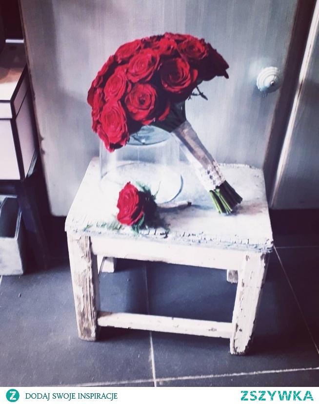 Czerwień róż