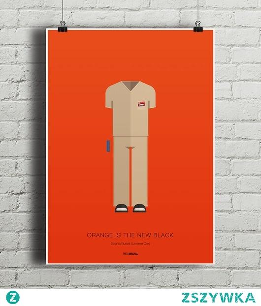 Orange Is The New Black - plakat
