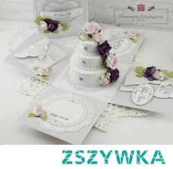 Pamiątka ślubna :)