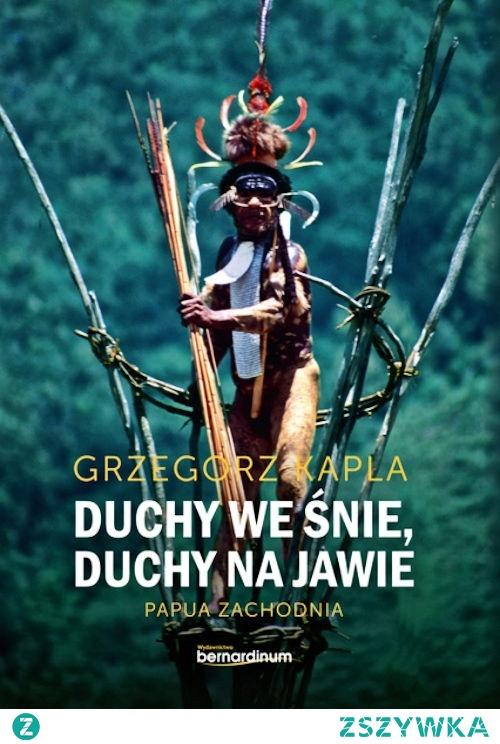 """Książka """"Duchy na jawie. Duchy we śnie. Papua Zachodnia"""" to opowieść o wyprawie dwóch zaprzyjaźnionych dziennikarzy do rejonu Papui Zachodniej, do Indonezji. W tamtych rejonach wciąż spotkać można tereny nieodkryte, dzikie, przez nikogo nieopisane. Może dlatego są tak pociągające. Wyruszając na taką wyprawę, trzeba pokonać wiele obaw i bez wątpienia wykazać się odwagą, na którą nie każdego stać. Reportaż, który wciąga, nie męczy i nie nuży, ale sprawia czytelnikowi prawdziwą przyjemność"""