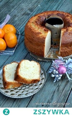 Klementynkowa babka na oleju i maślance