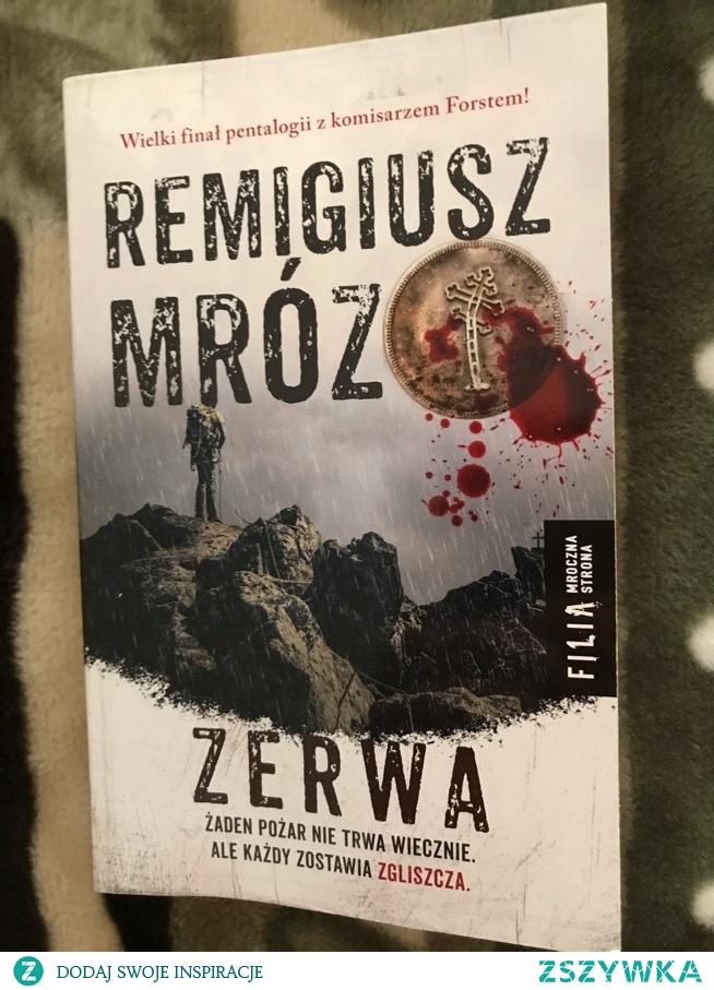 Zerwa - Komisarz Forst t. 5 - Remigiusz Mróz