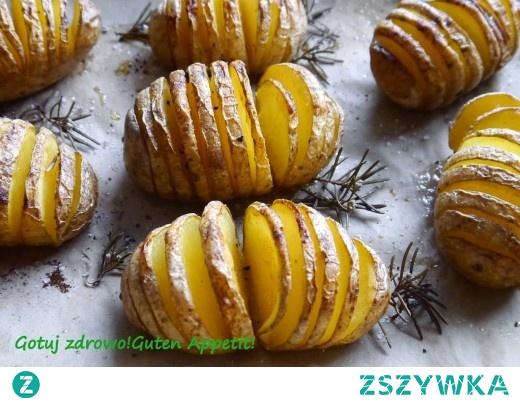 Ziemniaki pieczone z piekarnika