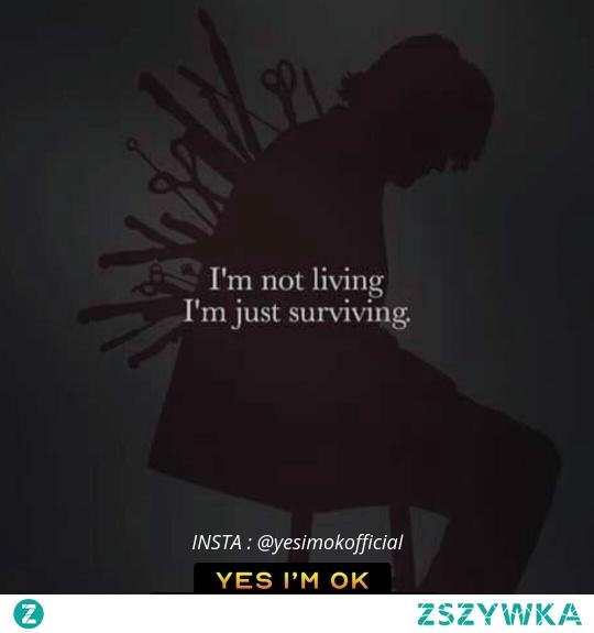 I'm ok..