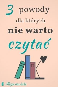 Nie warto czytać? [KLIK] 3 ...