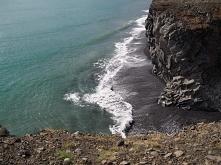 czarna plaża Islandia
