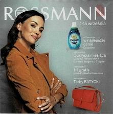 Rossmann aktualna od 1 wrze...
