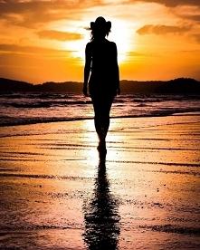Zachód słońca - Ao Nang - T...