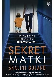 Jej całe życie okazało się kłamstwem…  Mroczny thriller psychologiczny o utracie najbliższych, rozpadzie małżeństwa i niszczycielskiej sile mass mediów.  Tessa Markham nie potra...