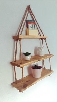 półka handmade