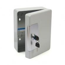 Metalowa szafka na klucze