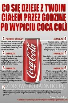 coca cola dobrze smakuje, a...