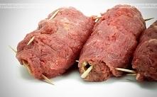 Gołąbki z mięsa z grzybowym...