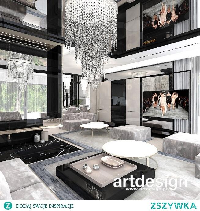 Design w najlepszym wydaniu. Wnętrze salonu | EVERY DAY IS YOUR DAY | Wnętrza domu